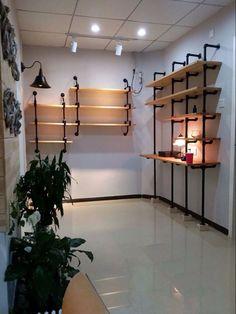 Loft pays d'amérique pour faire le vieux meubles de style, Forgé mur de fer étagère de bibliothèque de tuyau d' ordinateur de bureau séparateur dans Autre Ameublement de Meubles sur AliExpress.com | Alibaba Group