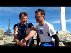 Corredores de Montaña Zigor Iturrieta entrevistado en el Pico Abantos por Mayayo. Objetivos 2013.