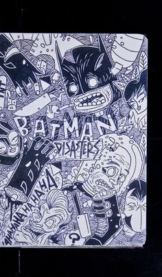 Batman: Disasters by Kristian Douglas London, London, United Kingdom theme: Disasters project: SBP 2012