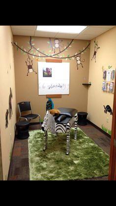 pediatric chiropractic- my future office Chiropractic Office Decor, Chiropractic Therapy, Chiropractic Clinic, Chiropractic Wellness, Chiropractic Treatment, Family Chiropractic, Clinic Design, Healthcare Design, Children's Clinic