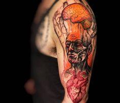 Tattrx tattoo by Felipe Rodrigues