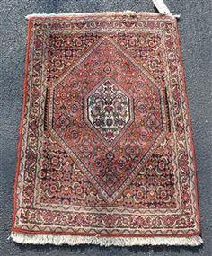 """Bidjar rug, 2'5"""" x 3'6""""  Available in our December 13th Catalog   #bidjarug #rugs #rug #runners #bidjar"""