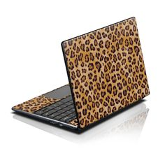 DecalGirl Acer AC700 ChromeBook skins feature vibrant full-color artwork that helps protect the Acer AC700 ChromeBook from minor scratches and abuse without adding any bulk or interfering with the device's operation.   This skin features the artwork Leopard Spots by DecalGirl Collective - just one of hundreds of designs by dozens of talented artists from around the world.