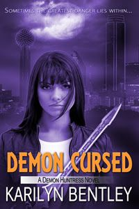 Katie O'Sullivan ~ Read, Write, Repeat: Monday Book Review: DEMON CURSED by Karilyn Bentle...
