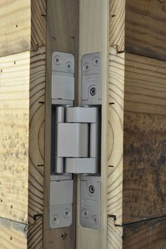 Hidden Doors, Secret Rooms, and the Hardware that makes it possible! - Fine Homebuilding: