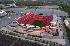 Arrowhead Stadium, Kansas City, Missouri