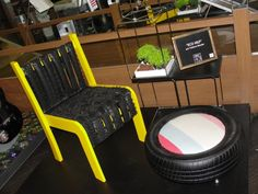Tire Furniture, Bicycle Tires, Shop, Projects, Ideas, Home Decor, Natural Rubber, Log Projects, Homemade Home Decor