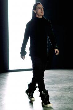 Rick Owens Fall/Winter 2011 finale