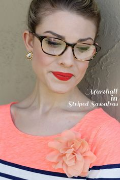 Finding the Right Pair of Glasses from Warby Parker over on the blog today --- www.lainthebay.com
