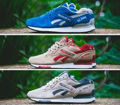 Reebok GL 6000 – 3 colorways (Fall 2014) g