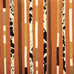 Image of Lucienne Day fabric : RIGA 1961 for Heals Textile Patterns, Textile Design, Fabric Design, Pattern Design, Print Patterns, Style Patterns, Midcentury Fabric, Lucienne Day, Century Textiles