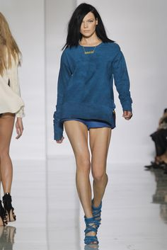 Kanye West S/S 2012. Love this color!!