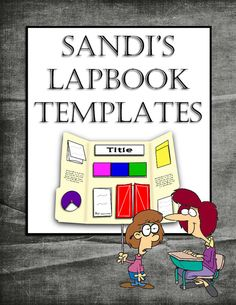 Lapbook Templates by sanieannie on Etsy Science Lessons, Bible Lessons, Science Projects, School Projects, School Classroom, Classroom Activities, Classroom Ideas, Lap Book Templates, Lap Books