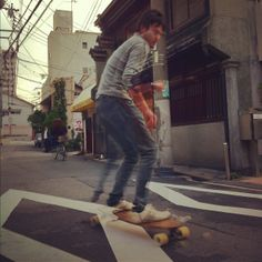 OKA SKATEBOARDS on Tumblr: Photo