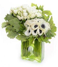 French Kiss - Arrangements - Los Angeles Florist tic-tock Couture Florals | Voted Best Florist in Los Angeles
