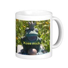 Küss mich Tasse, Frosch Märchen