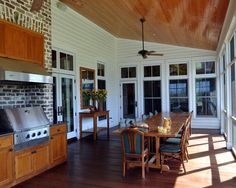 Porch Screened Porch Design, Pictures, Remodel, Decor and Ideas - page 8