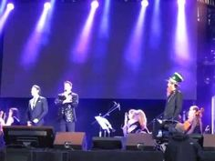 Il Divo - Cork, Ireland - 20140621 - Hats/Chat/The Impossible Dream