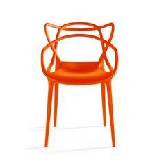 MASTERS chair (Kartell)   Design: Philippe Starck & Eugen Quitllet, 2009