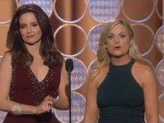 WATCH: Tina Fey and Amy Poehler roast celebrities at the 2014 Golden Globes