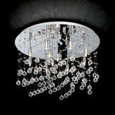 Lampe suspension Moonlight M