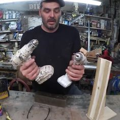 For the latest installment of his tips-'n-tricks-in-the-shop series, master maker Jimmy DiResta kicks it off with a bang: He directly addresses the people who design cordless drills, tells them what not to do, then shows you the simple hack he and shopmate David Welder came up with that greatly increases