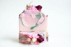 Alida Rose Cream Soap Bar by Eliza Jane Soap Company - Winter 2014