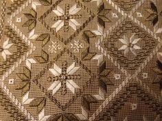 Gallery.ru / Фото #2 - σεμεν - ergoxeiro Hardanger Embroidery, Embroidery Patterns, Cross Stitch Patterns, Needlepoint Stitches, Needlework, Bargello, Macrame, Bohemian Rug, Diy Crafts