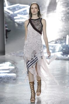 Rodarte Ready To Wear Spring Summer 2015 New York - NOWFASHION