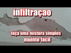 Como impermeabilizar parede, com 15 anos de garantia ,barato e facil - YouTube Chips, Make It Yourself, Youtube, Blog, Diy, 15 Years, Painting Tips, Building Homes, Engineering