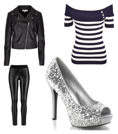 """Night out"" by abbymcdole on Polyvore"