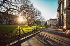 Trinity College, Dublin, Ireland | Flickr - Photo Sharing!