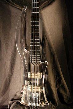 Moses Vertical Jump Bass - Clear
