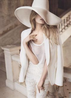 Love that hat :)