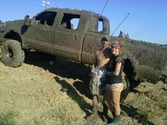 My Dream. Dear country boy, somewhere out in the world, come find me and take me muddin'!