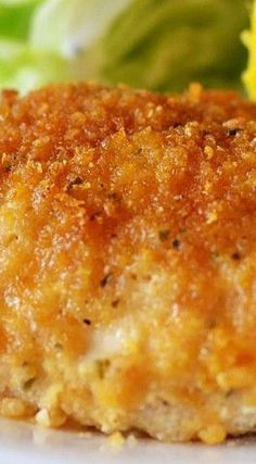 Crispy on the outside, moist on the inside, flavorful Ranch chicken. This is a family-favorite!