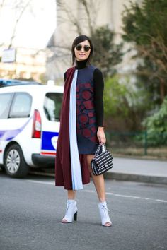Take a cue from these stylish ladies for your outfits this week: