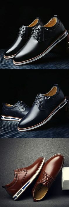 Men's Comfortable Leisure Shoes – Stewart Mair – Join the world of pin Formal Shoes, Casual Shoes, Men Casual, Mens Fashion Shoes, Men S Shoes, Male Shoes, Men's Fashion, Fashion Styles, Men Dress