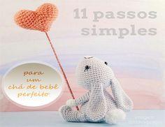 11 passos simples para o chá de bebê perfeito.