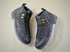 """info for c457f 47126 Air Jordan 12 """"Dark Grey"""" Releasing in October Zapatillas, Calzado Air  Jordan,"""
