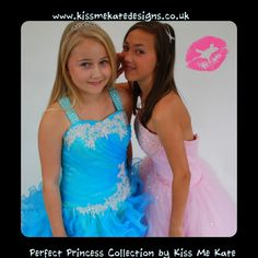 """Ssshhhh don't tell anyone but I've already got my Kiss me Kate junior #prom dress xx....have you?""  Perfect Princess Range by Kiss Me Kate Designs http://www.kissmekatedesigns.co.uk/products/primary-prom/"
