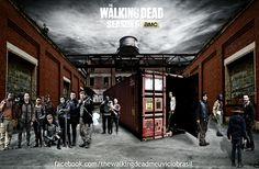 The walking dead season 5 fanart