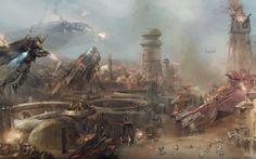Star Wars war Boba Fett clone Fett Mos Eisley  / 1280x800 Wallpaper