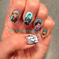 Disney nail art OOOOMMMMMMMMMGGGGGGGGG!!!!!!!!!!!!!!!!!!!!!!!!!!!!!!!!!!!!!!!!!!!!!!!!!!!!!!!!!!!!!!!!!!!