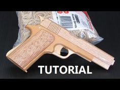 Get the PDF blueprint from either link: http://www.scribd.com/doc/154840520/M1911-rubber-band-gun http://www.mediafire.com/view/bx4uwc2t08z082l/M1911_rubber_...