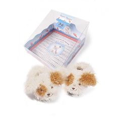 Baby Boy Skipit Puppy Slippers