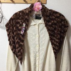 Crochet Patrón para hacer ** Liberty ** chal /& matiné Set