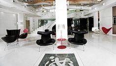 New Majestic Hotel in Singapore Interior Design
