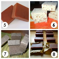 Goats Milk Soap Premium Recipes
