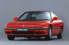 Honda Prelude(1987-1991)